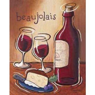Louise Max Beaujolais Print
