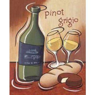 Louise Max Pinot Grigio Print