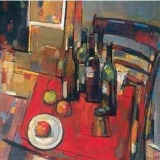 Vin Rouge Print