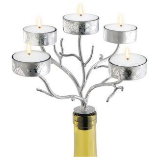 Silver Branches Candelabra