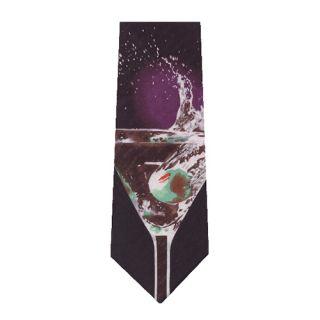 Martini Neck Tie